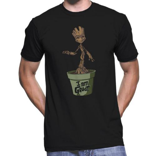 Official Marvel I am Groot T-Shirt