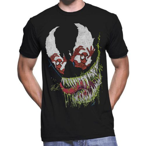 Marvel - Venom - Spiderman Eyes T-shirt