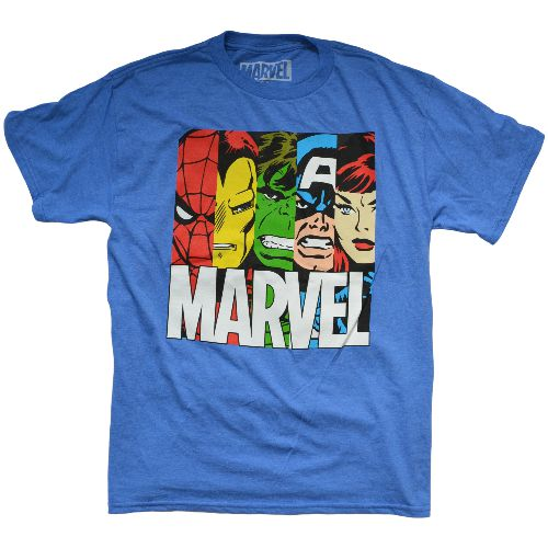 OFFICIAL MARVEL YOUTH T-SHIRT