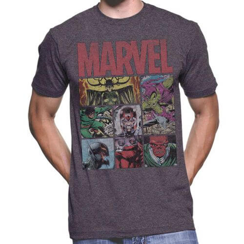 Marvel Villains T-Shirt