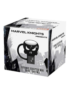 MARVEL PUNISHER 20 OZ CERAMIC MUG
