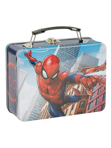 Marvel SPIDERMAN Metal Lunch Box