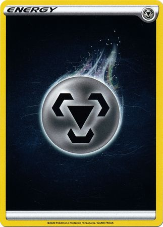 Metal Energy - Reverse Holo - 2020