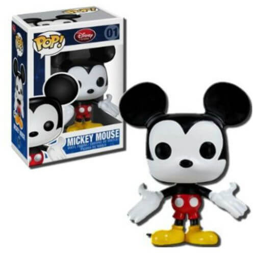 Mickey Mouse - Disney Funko Pop 01