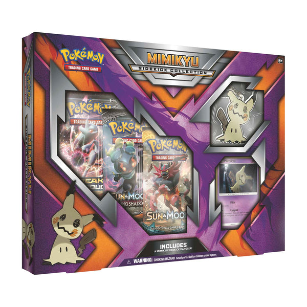 Mimikyu Sidekick Collection Box - Pokemon TCG