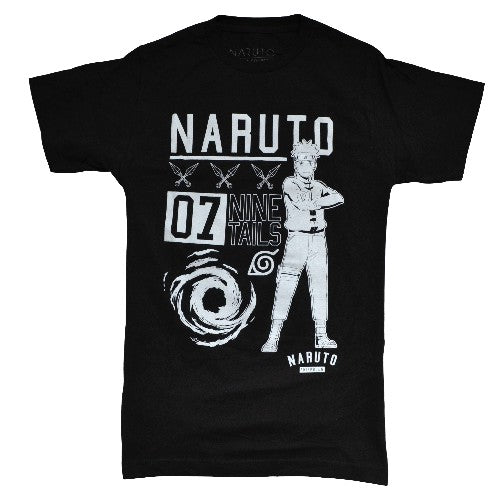 OFFICIAL NARUTO - 07 NINE TAILS T-SHIRT