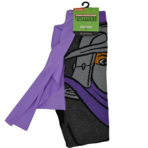 NINJA TURTLES CAPED SOCKS (MEN'S, WOMEN'S & KIDS)