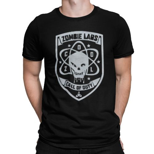OFFICIAL CALL OF DUTY T-SHIRT - ZOMBIE LABS