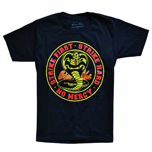 OFFICIAL COBRA KAI T-SHIRT