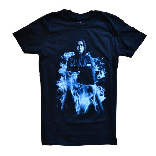 OFFICIAL HARRY-POTTER SNAPE DOE T-SHIRT