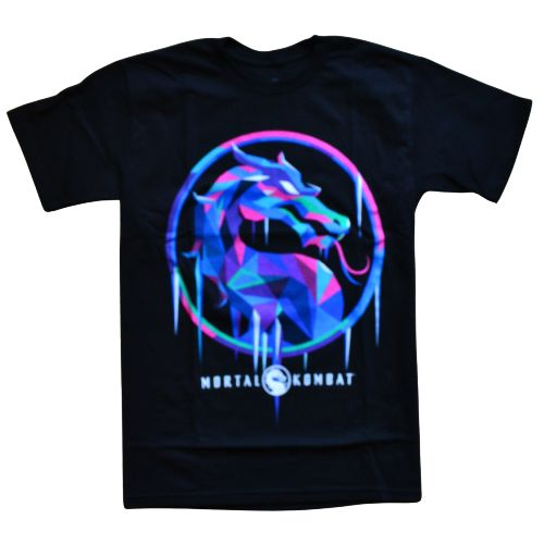 OFFICIAL MORTAL KOMBAT - SUBZERO T-SHIRT