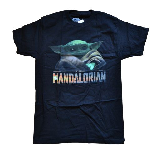 OFFICIAL STAR-WARS MANDALORIAN T-SHIRT
