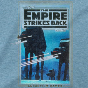 OFFICIAL STAR WARS LEGACY EMPIRE T-SHIRT
