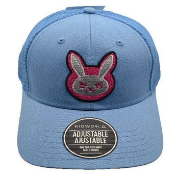 OVERWATCH RABBIT SNAPBACK HAT