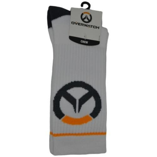OVERWATCH ATHLETIC WHITE SOCKS