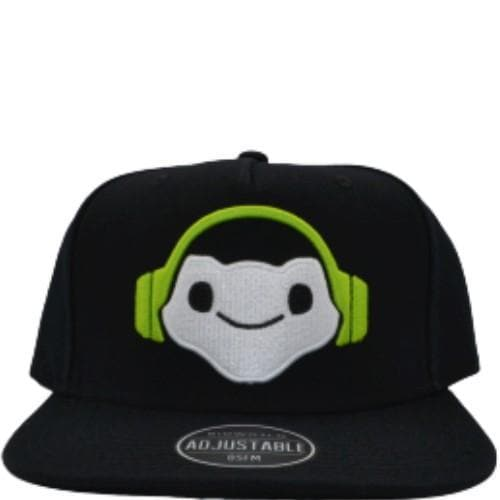OVERWATCH LUCIO SNAPBACK HAT - Video Games Apparel