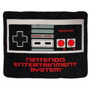Official Nintendo Plush Throw