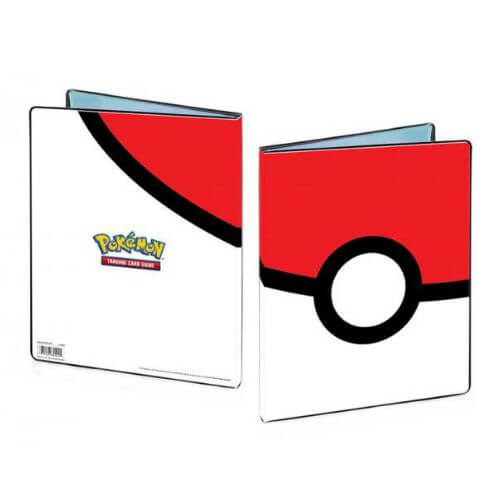 POKEMON 9 POCKET POKEBALL PORTFOLIO