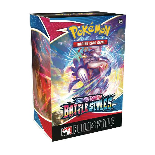 POKEMON BATTLE STYLES BUILD & BATTLE KIT