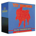 POKEMON SWORD & SHIELD ELITE TRAINER BOX ZAMAZENTA