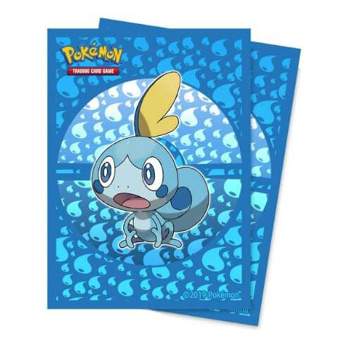 SOBBLE ULTRA-PRO POKÉMON DECK PROTECTOR SLEEVES (65)