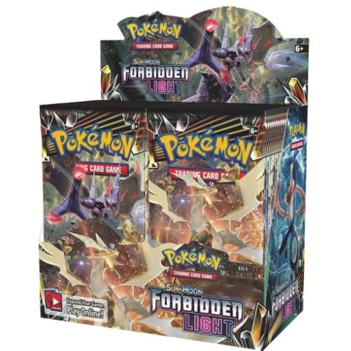 Pokemon Sun and Moon Booster Box - Pokemon Cards
