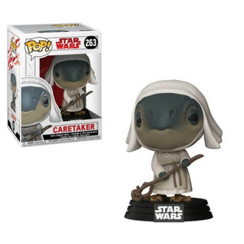 POP STAR WARS EP8 CARETAKER FUNKO POP 263