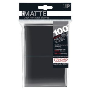 PRO MATTE DECK PROTECTOR SLEEVES (100)