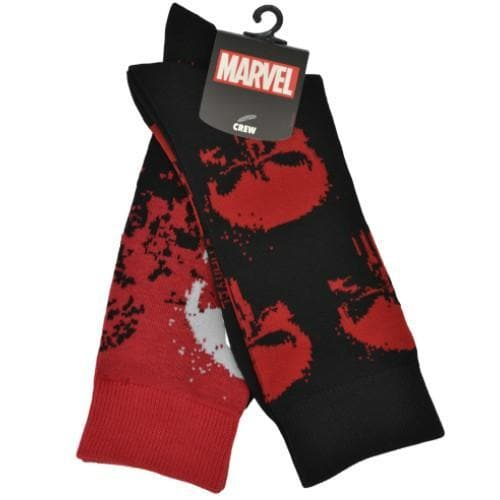 PUNISHER 2 PAIRS OF SOCKS