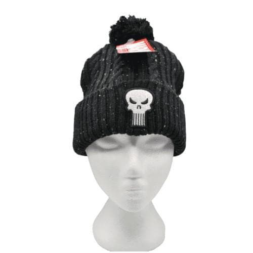 PUNISHER CHROME WELD BEANIE - Marvel Apparel