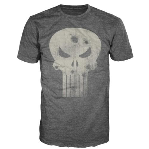The Punisher T-Shirt - Marvel T-Shirts - Geek Attire