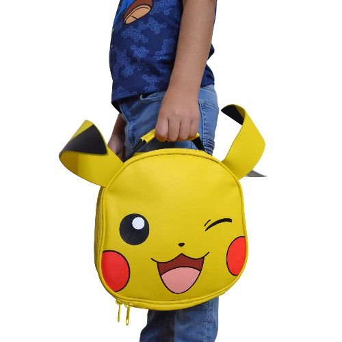 Pikachu Lunch Box - Pokemon Bag