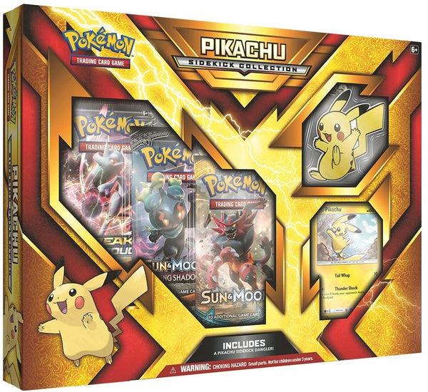 Pikachu Sidekick Collection - Pokemon TCG