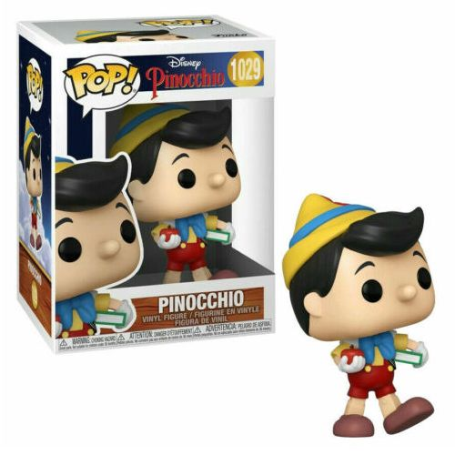 Pinocchio Disney Funko Pop 1029