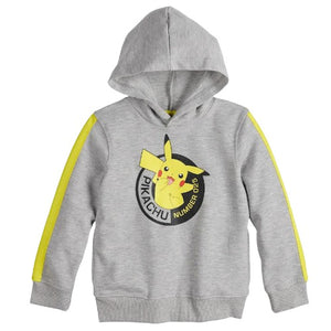 OFFICIAL POKEMON PIKACHU HOODIE (KIDS 4-12)