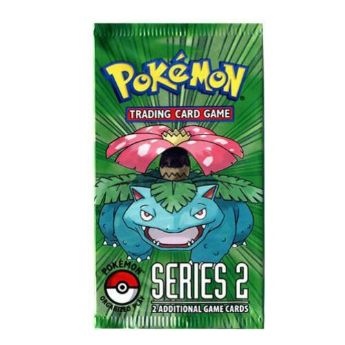 SERIES 2 - 2 ADDITIONAL GAME CARDS BOOSTER PACK (1)