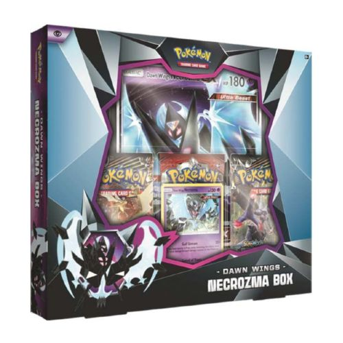 Pokémon TCG: Dawn Wings Necrozma Box