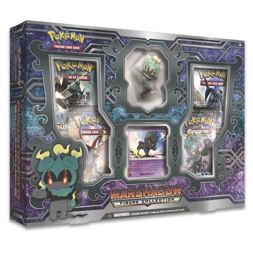 Pokemon TCG: Marshadow Figure Collection