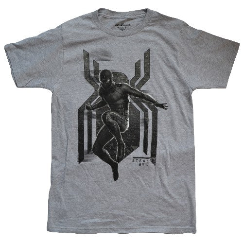 SPIDERMAN FAR FROM HOME GREY T-SHIRT