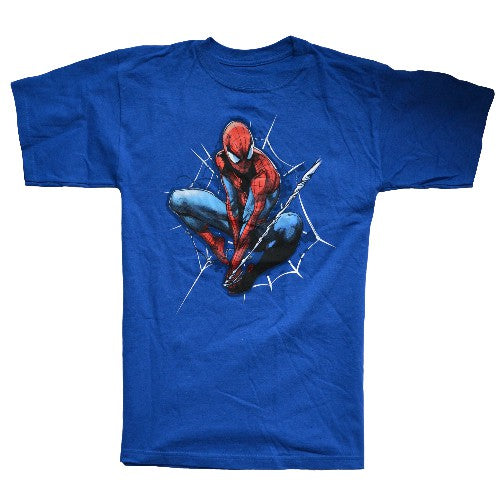SPIDERMAN YOUTH BOYS T-SHIRT