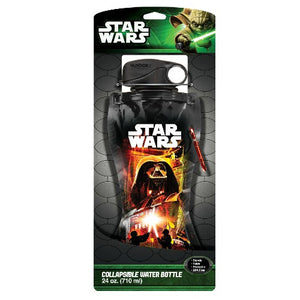 STAR WARS 24 OZ COLLAPSIBLE WATER BOTTLE
