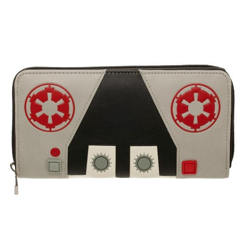 STAR WARS AT-AT ZIP WALLET