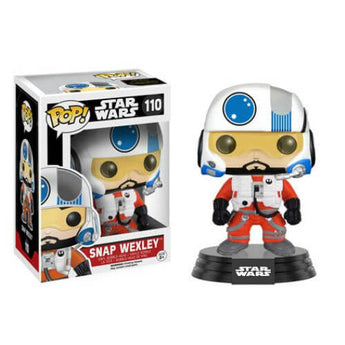 STAR WARS SNAP WEXLEY FUNKO POP 110