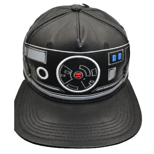 STAR WARS FO BB PU SNAPBACK HAT