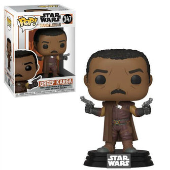 STAR WARS GREEF KARGA FUNKO POP 347