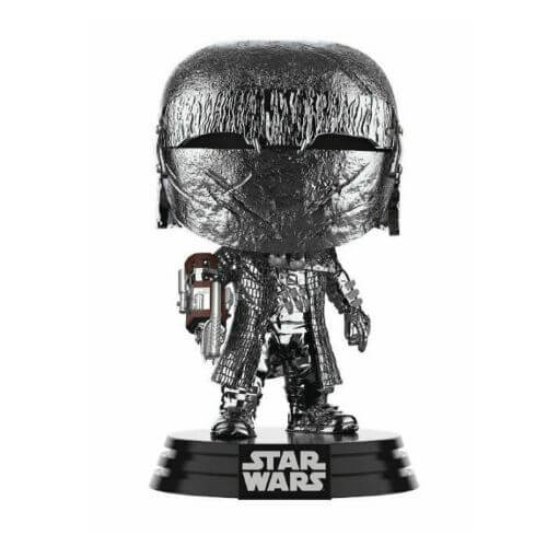 STAR WARS KNIGHT OF REN CANON CHROME FUNKO POP
