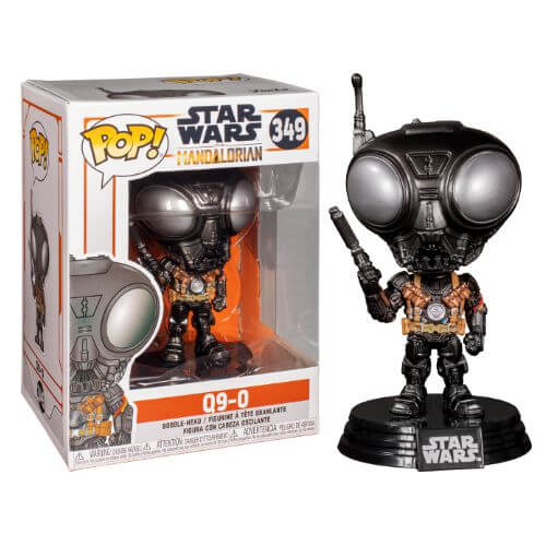 STAR WARS Q9-ZERO FUNKO POP 349