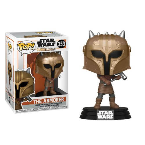 STAR WARS THE ARMORER FUNKO POP 353