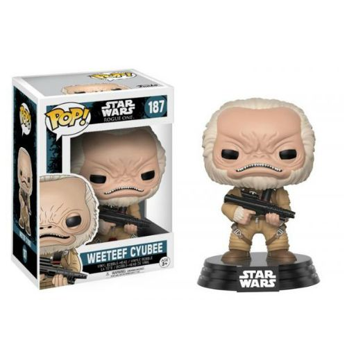 STAR WARS WEETEE FUNKO POP 187