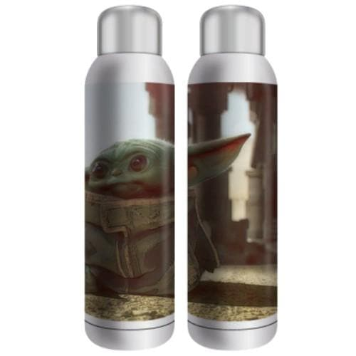 STAR WARS - THE CHILD 22 OZ STAINLESS STEEL WATER BOTTLE